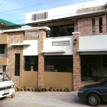 CASA BUENO BAGUIO TRANSIENT HOME Front of Property