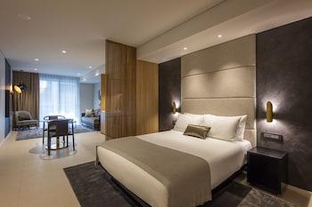 Executive Studio Suite, 1 Queen Bed