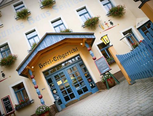 . Buntes Haus Seiffen - Hotel Erbgericht
