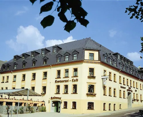 . Hotel Weißes Roß Marienberg