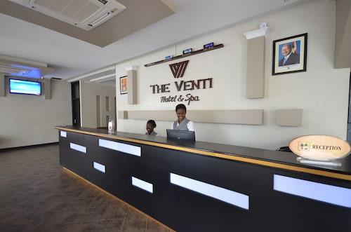 The Venti Hotel & Spa, Jinja