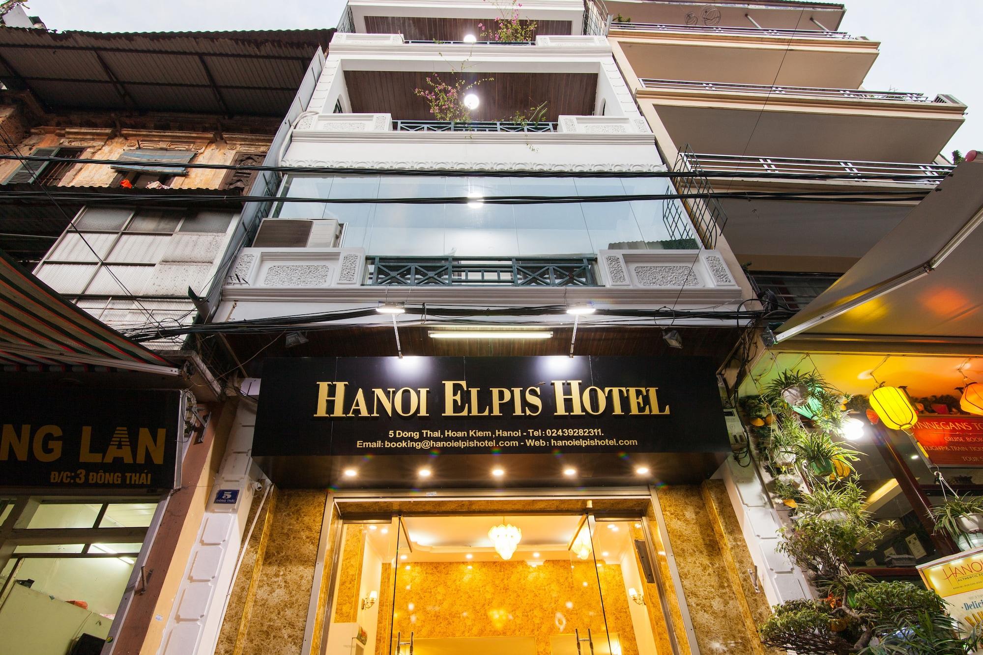 Hanoi Elpis Hotel, Hoàn Kiếm