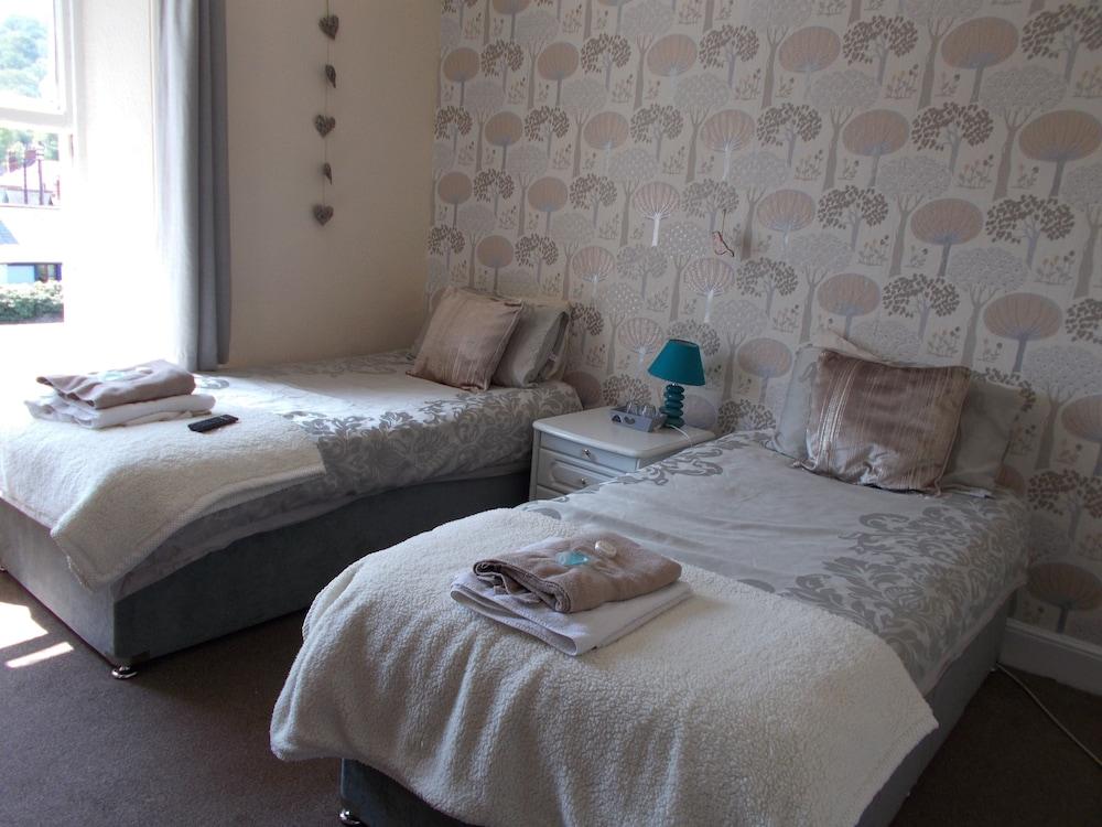 The White Lion Hotel, Powys