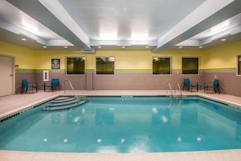 水牛城阿姆赫斯特溫德姆拉昆塔套房飯店 La Quinta Inn & Suites by Wyndham Buffalo Amherst