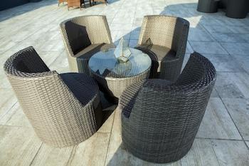 RAMADA ENCORE MAKATI Outdoor Banquet Area
