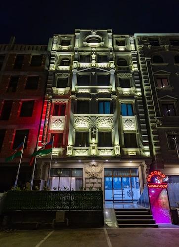 MenSen Hotel, Bakı