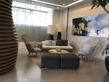 PARK VIEW AT SOLINEA CEBU Lobby Sitting Area