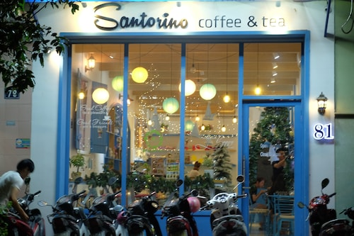 Santorino Coffee & Tea Homestay, Qui Nhơn