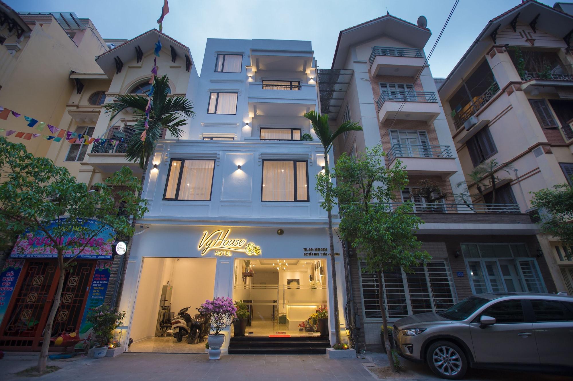 Vyhouse Hanoi Hotel, Thanh Xuân