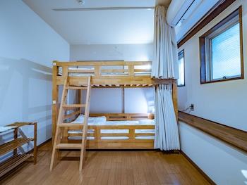 エコノミー 共同ドミトリー 女性限定 禁煙 (Room #201)|14㎡|Hostel KAG