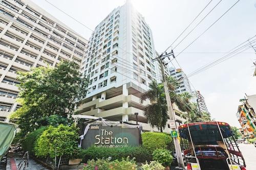 The Station Sathon Bangrak By Favstay, Bang Kho Laem