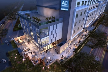 AC Hotel by Marriott Sunnyvale Cupertino photo