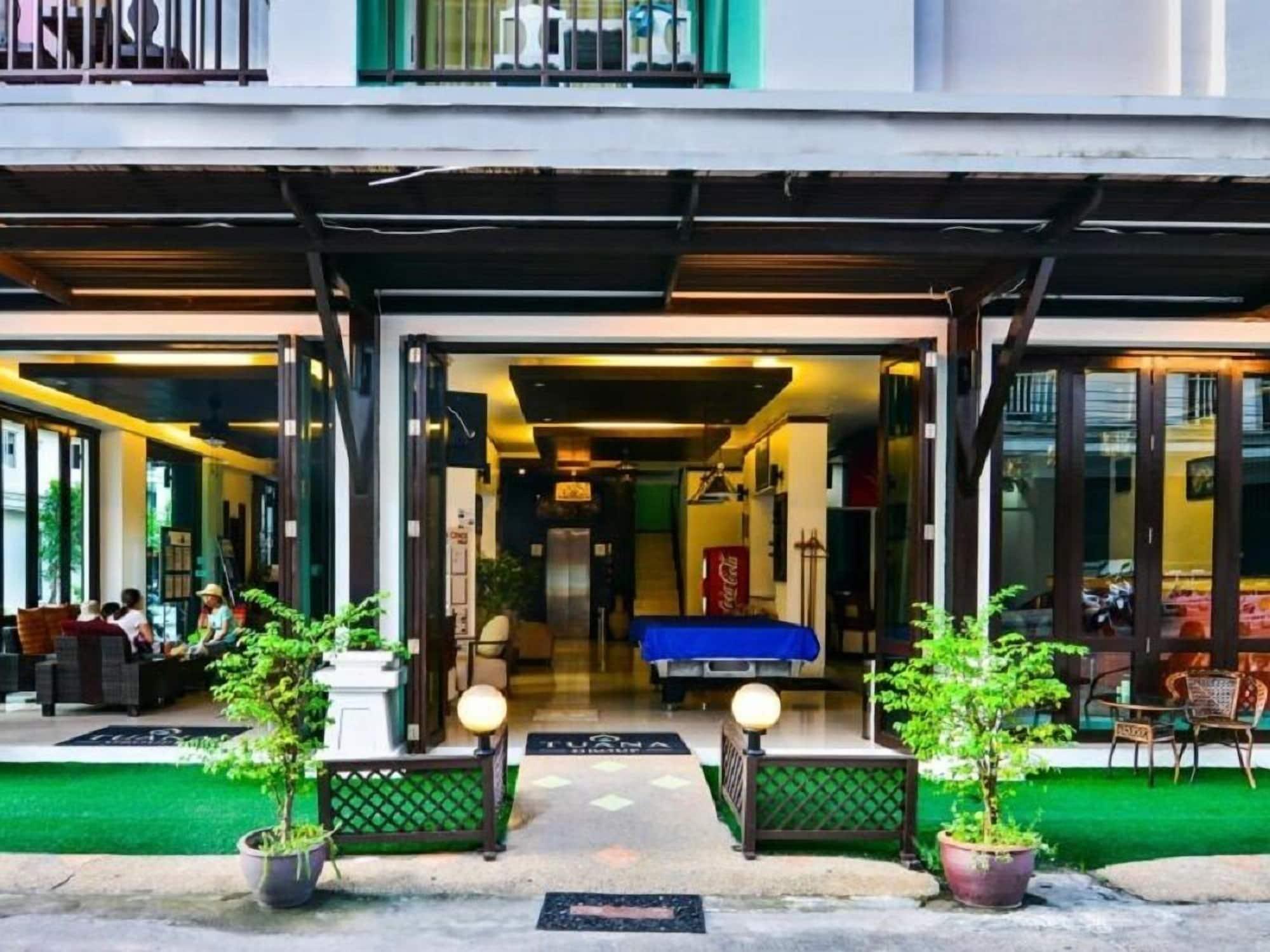 Hawaii Patong Hotel, Pulau Phuket