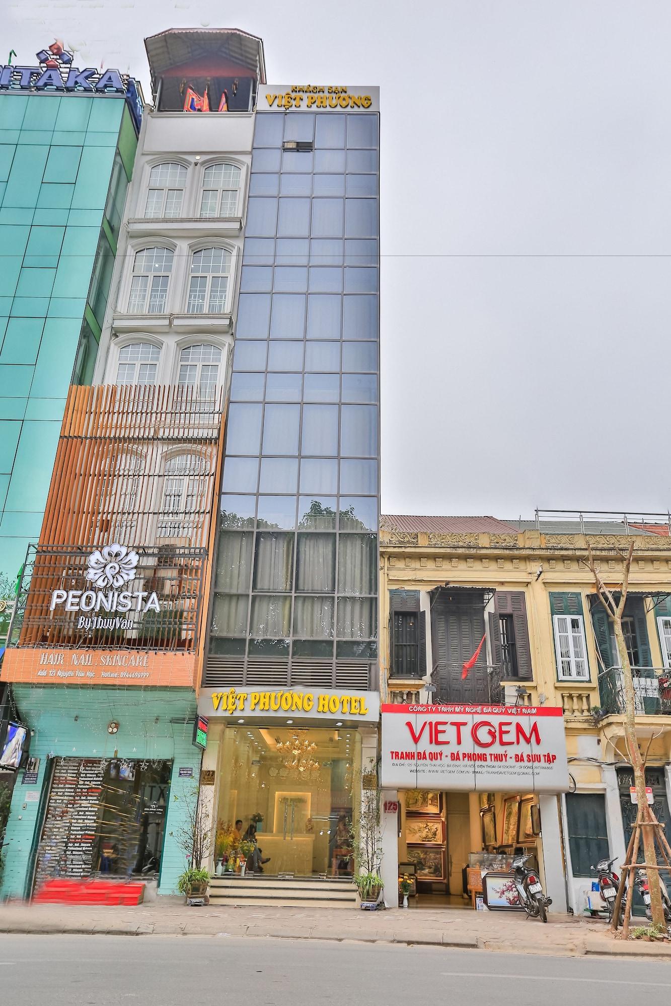 Viet Phuong hotel, Ba Đình