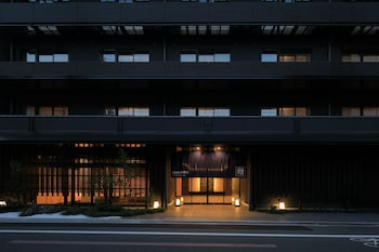 MIMARU KYOTO SHINMACHI SANJO Front of Property - Evening/Night