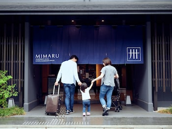 MIMARU KYOTO SHINMACHI SANJO Property Entrance