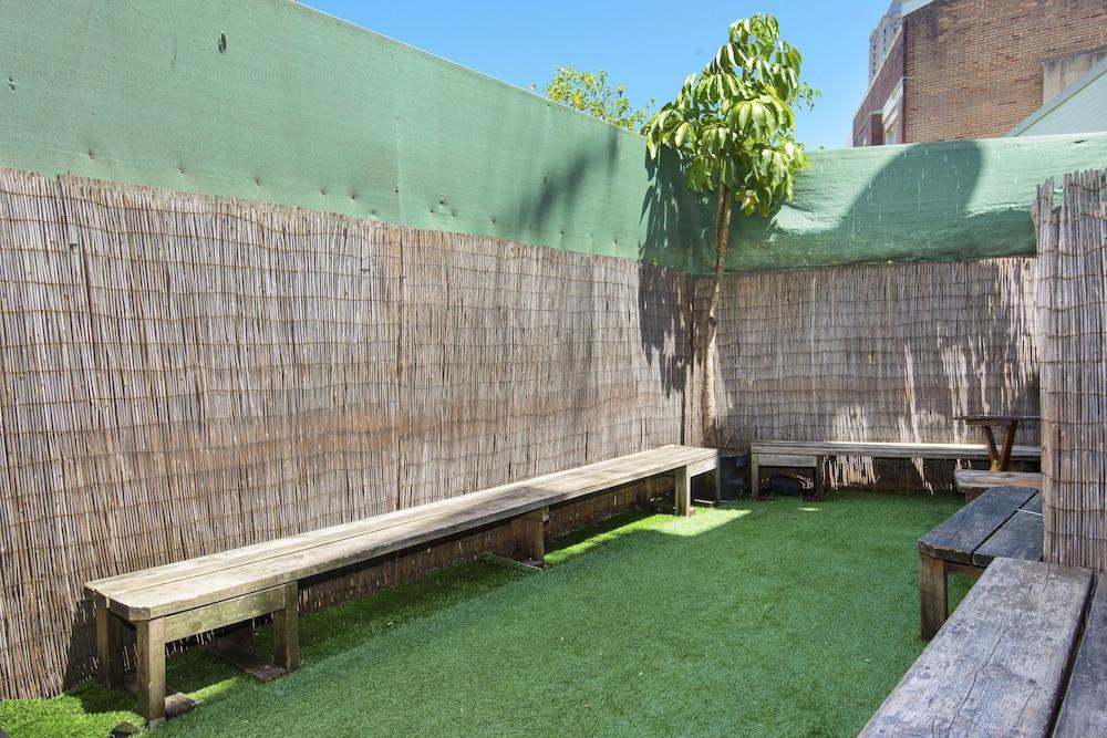 ハンプ バックパッカーズ
