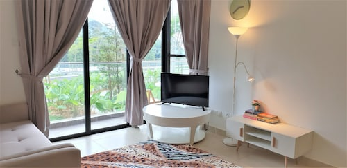ETM Midhill Genting 2 Bedroom for Holiday & Getaway, Bentong