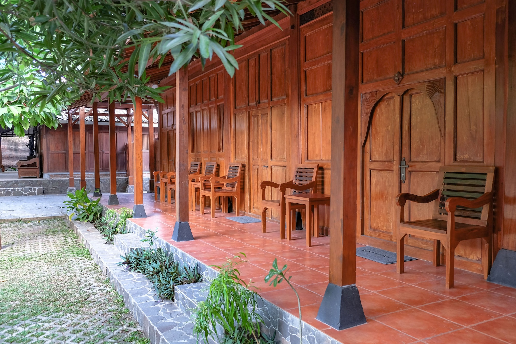 Pendhapa Art Space - PAS Limasan Homestay, Yogyakarta