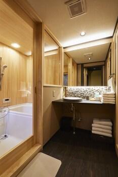 MIRO HACHIJO UCHIDACHO TEI Bathroom
