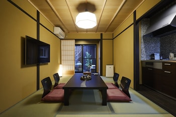 MIRO HACHIJO UCHIDACHO TEI Living Area