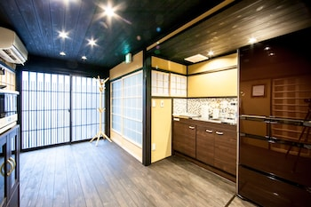 MIRO SHICHIJO HANABATAKECHO TEI Private Kitchenette