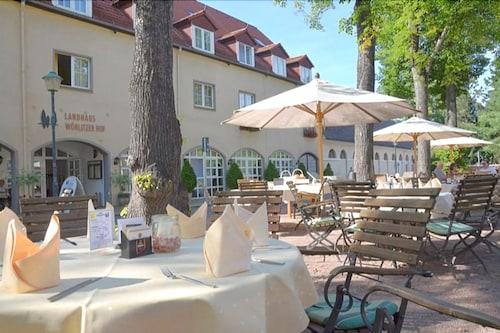 . Hotel Landhaus Wörlitzer Hof