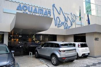 阿克馬爾海灘快捷飯店 Aquamar Praia Hotel Express