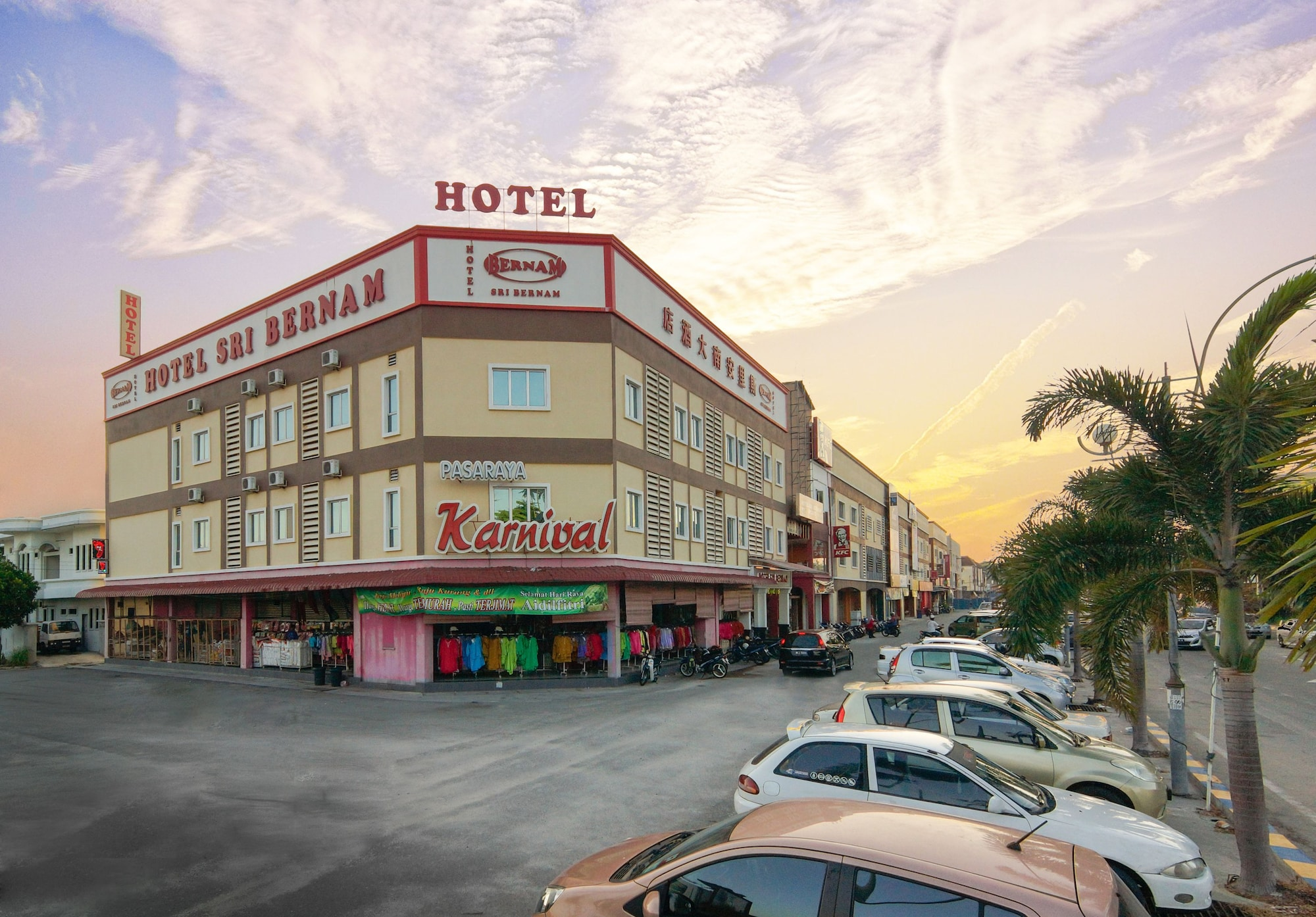 Hotel Sri Bernam, Sabak Bernam