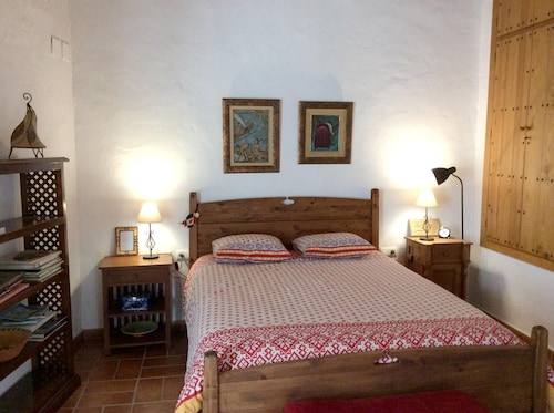 . House With 2 Bedrooms in Alájar, With Wonderful Mountain View and Furnished Terrace