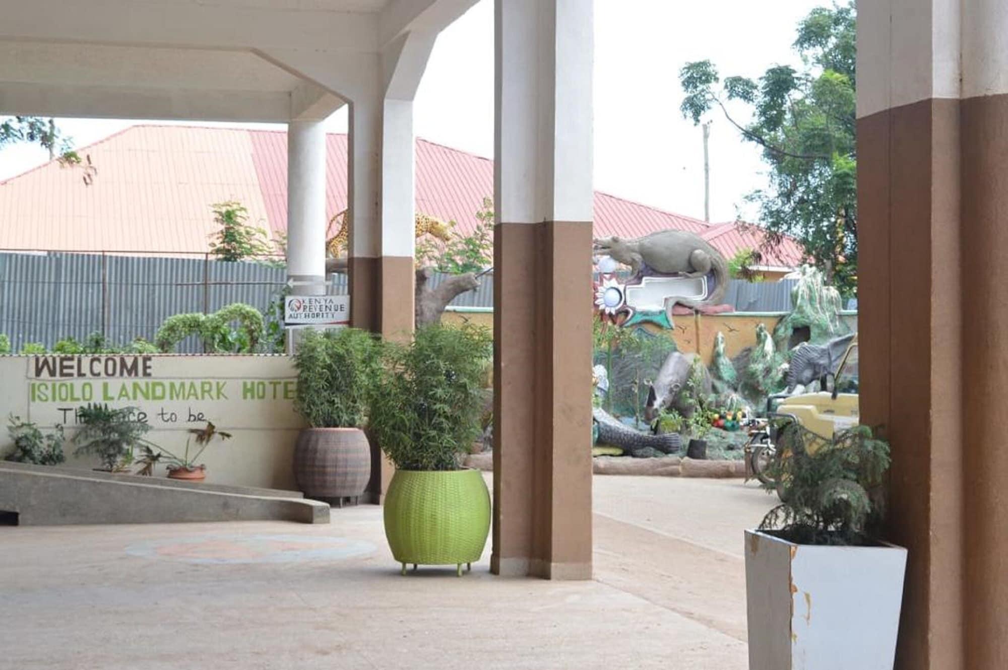 Isiolo landmark hotel, Isiolo North