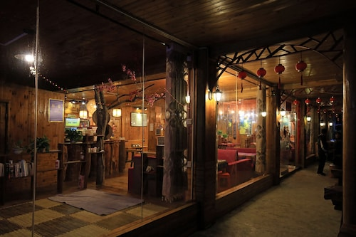 Dragon's Backbone Rice Terraces Hotel, Guilin
