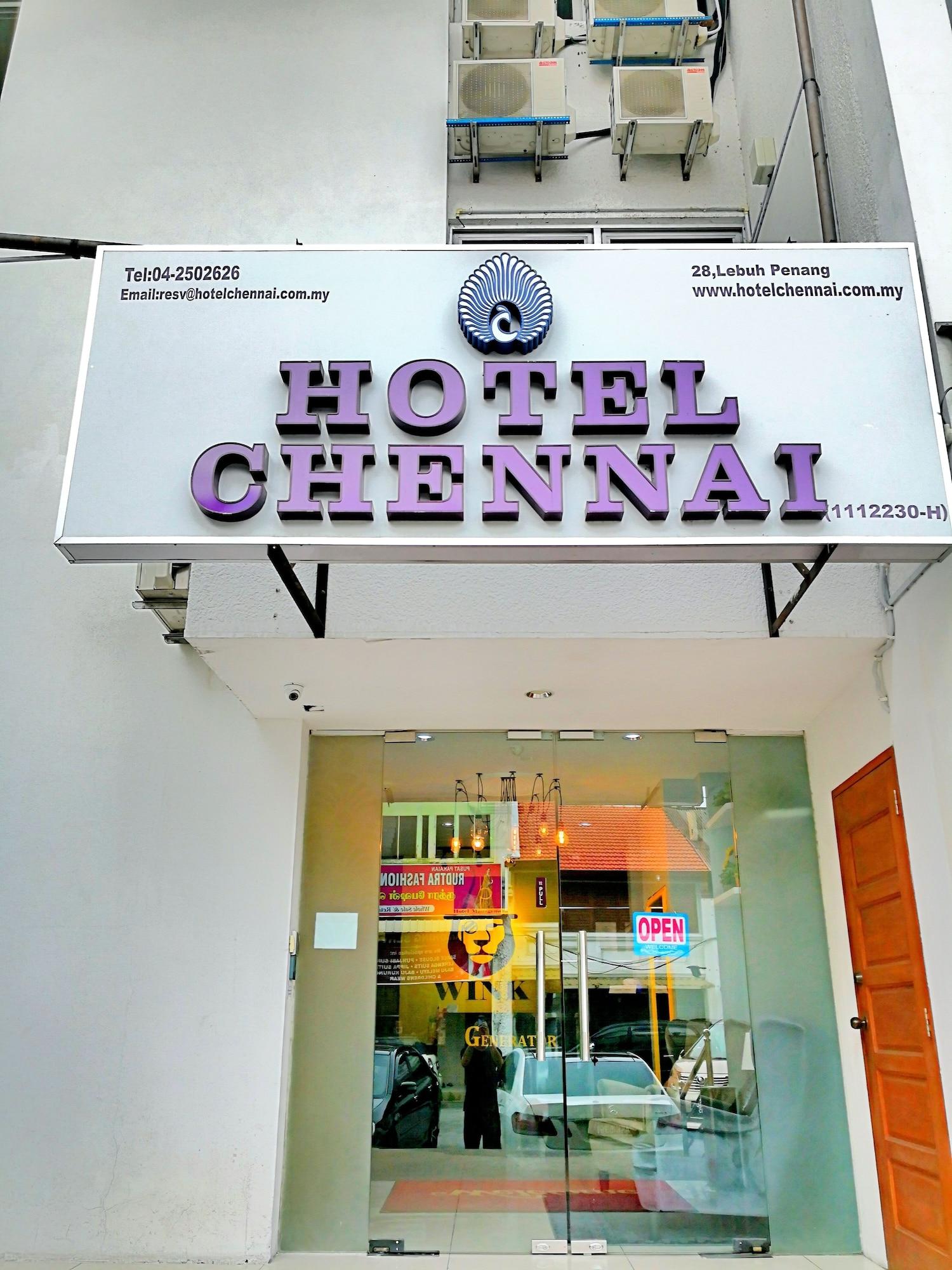 Hotel Chennai By Wink, Pulau Penang