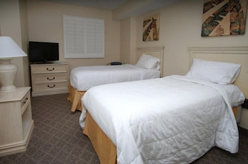 Guestroom at Camelot by the Sea by Elliott Beach Rentals in Myrtle Beach