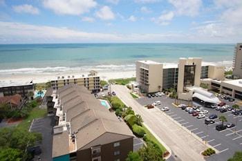 Balcony View at Ocean Dunes by Elliott Beach Rentals in Myrtle Beach