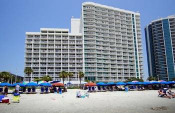 Featured Image at Units at Sandy Beach Resort by Elliott Beach Rentals in Myrtle Beach