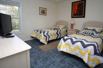 Guestroom at Sea Island Villas by Elliott Beach Rentals in North Myrtle Beach