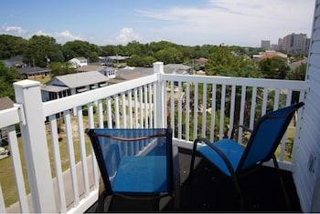 View from Hotel at Sea Island Villas by Elliott Beach Rentals in North Myrtle Beach