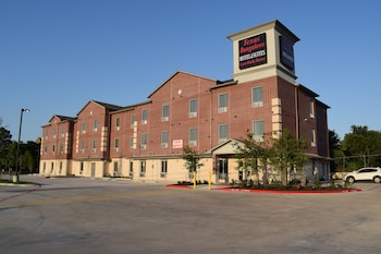 奧斯丁德克薩斯平房套房飯店 Texas Bungalows Hotel and Suites Austin
