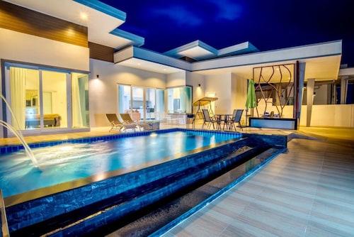 Le Leaf Pool Villa 18, Hua Hin