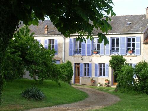 Chambre d'Hôtes Girolles les Forges (B&B), Yonne