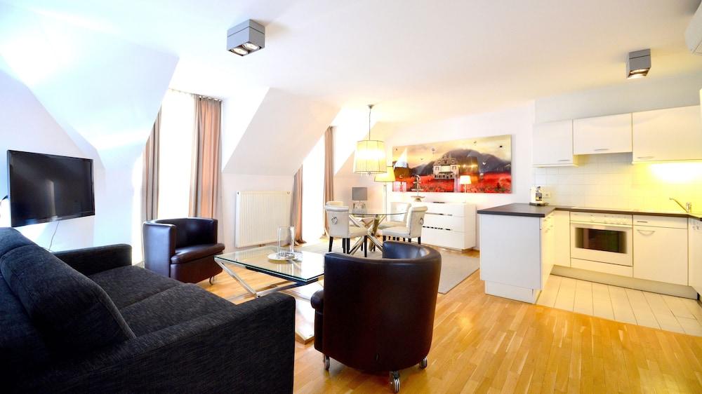 City Center Penthouse Residence Graben