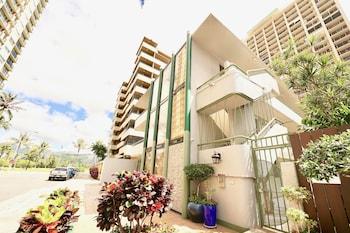 Hotel - Waikiki Garden Villa