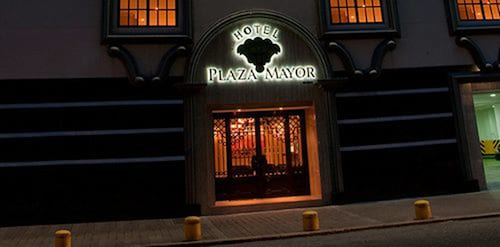 Hotel Plaza Mayor, Libertador