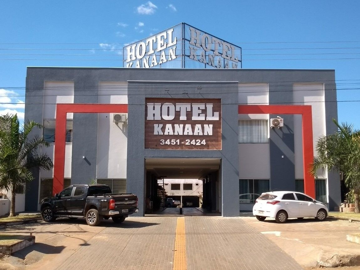 Hotel Kanaan, Pimenta Bueno