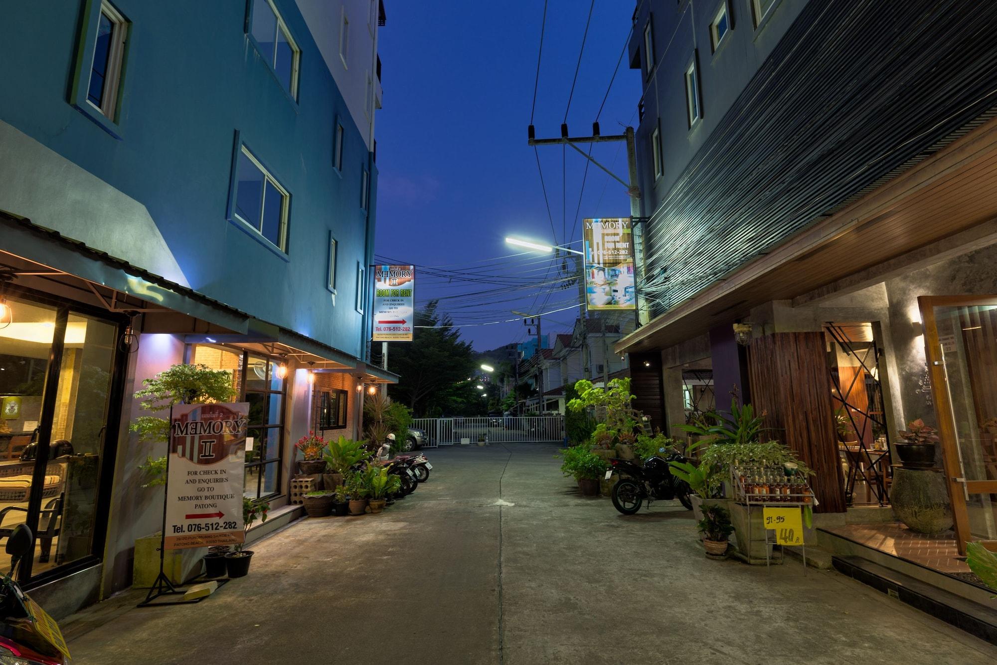 Memory 2, Pulau Phuket