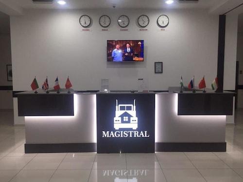 MAGISTRAL, Tashkent City