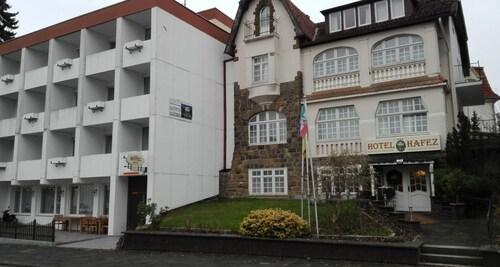 Hotel Hafez, Lippe