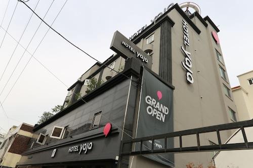 HOTEL YaJa West Gate, Cheongju