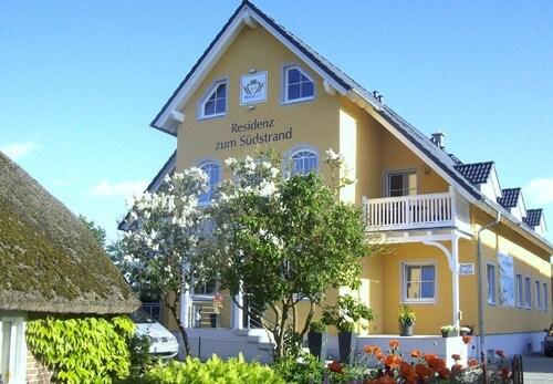 Hotel Residenz zum Südstrand, Vorpommern-Rügen